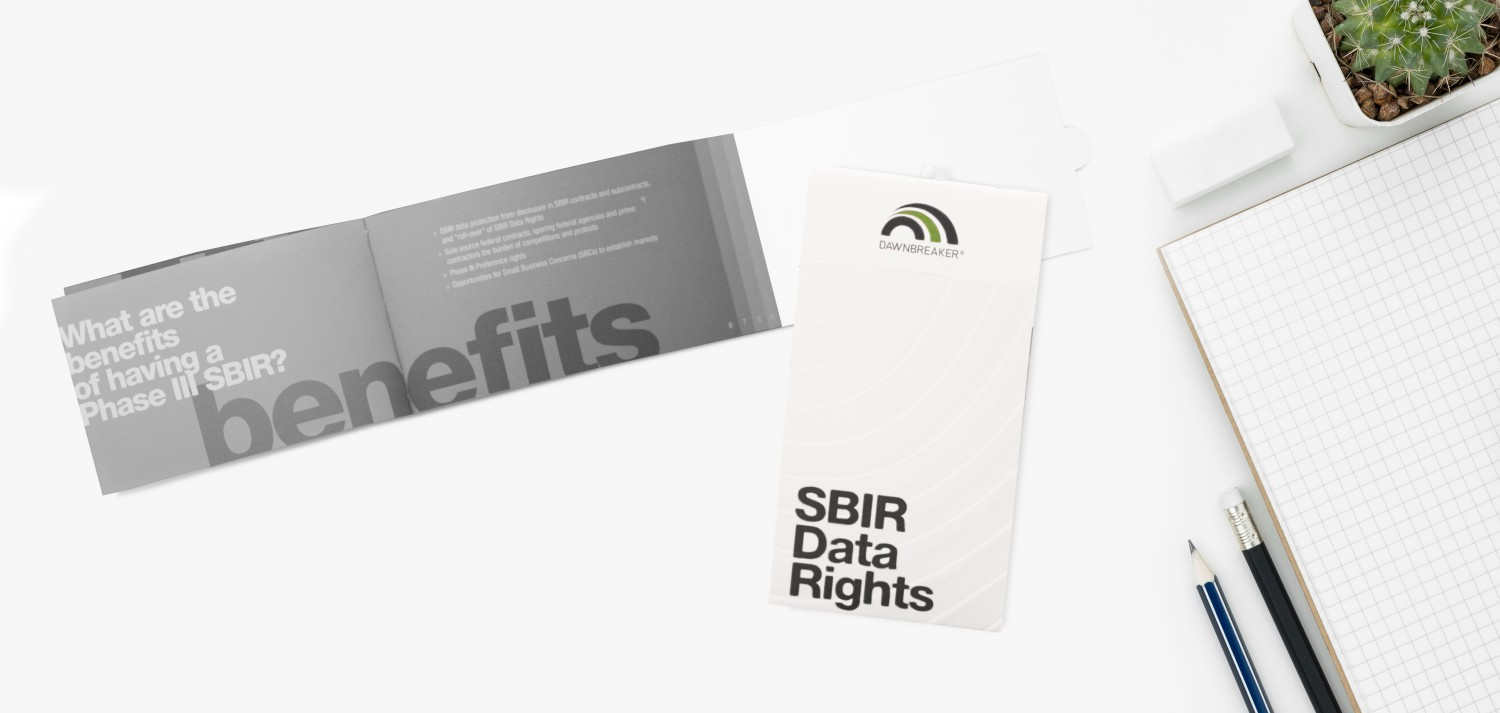 SBIR Data Rights 1